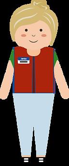 janice Persona Image