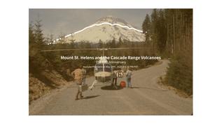 Mount St Helens Event Banner
