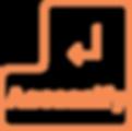 logo in orange