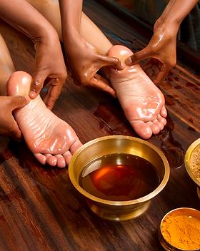 Tratamentos Padabhyanga