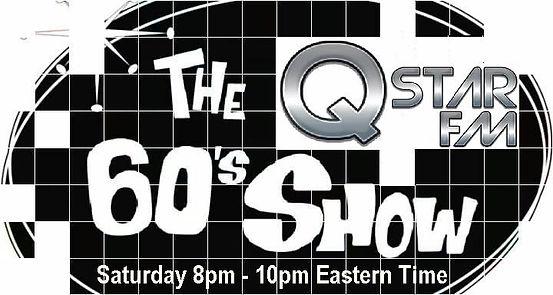 Sixties Show Pop Art logo QStar  FM.jpg