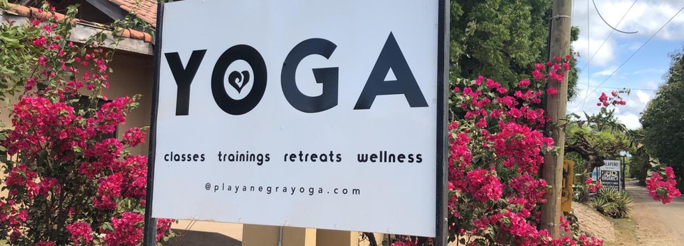 Playa Negra Yoga