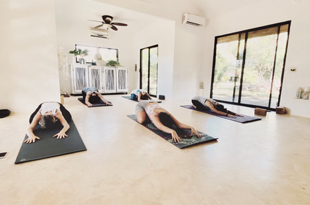 playa negra yoga retreat