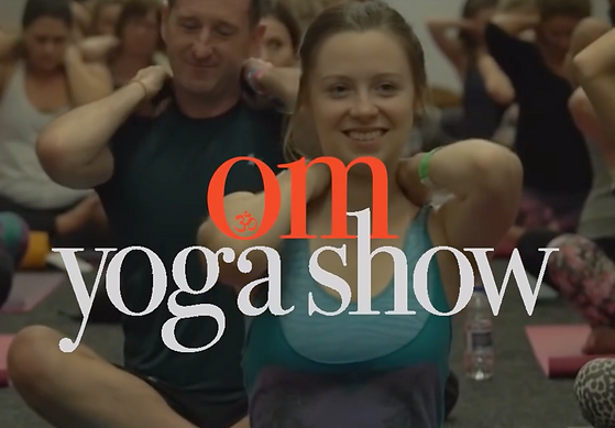 Hali Love OM Yoga Show London