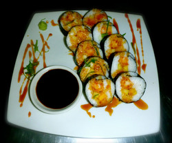 Sushi on weekends