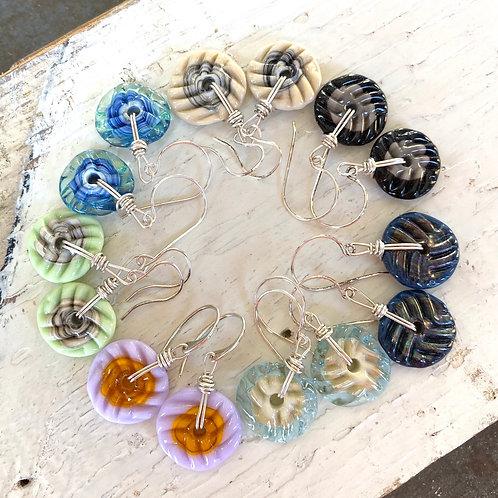 Petit Mini Puff Earrings