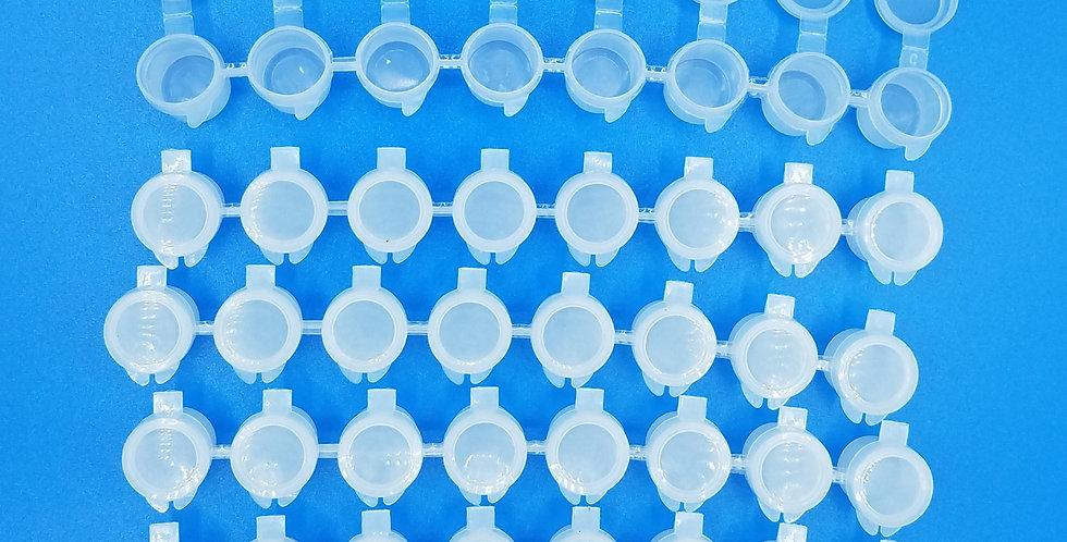 5ml Paint Pot Strips, 8 Pot Strips