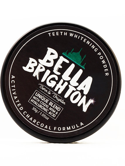 Bella Brighton Tooth Whitening Powder