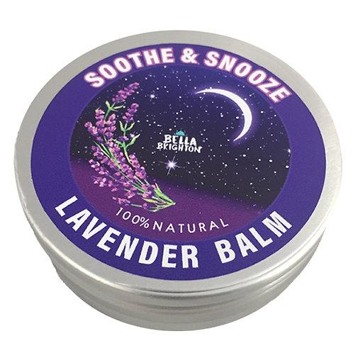 Bella Brighton Soothe & Snooze Lavender Balm