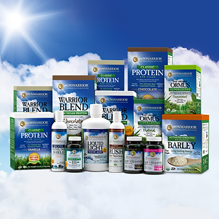 Sun Warrior Products