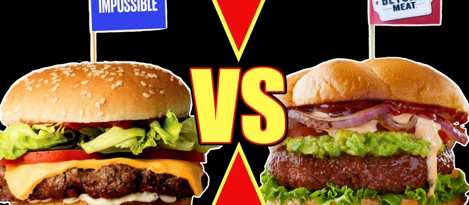 Impossible Burger vs. Beyond Burger: Are They the Healthier Choice?