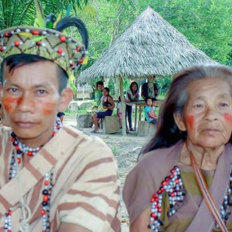 Native Community, El Naranjal - Etnia Ashaninka