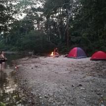 Weekend Camping - Campamento