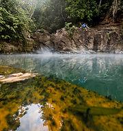 Ecotourism Peruvian Amazon - The Boiling River - Adventure in Puerto Inca, Huanuco, Peru