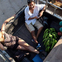 Fruits - Bananas - Platanos