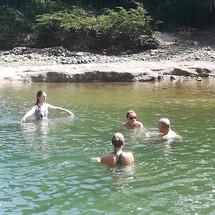 Pintuyacu's Stream - Quebrada Pintuyacu