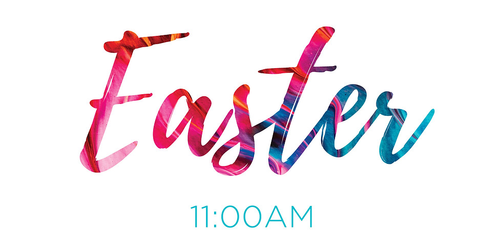11:00AM Easter Service