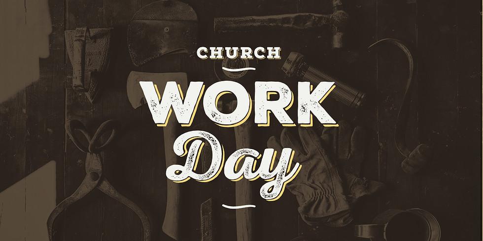 Men's Work Day