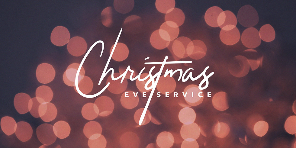 5:00PM Candlelight Christmas Eve Service