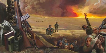 Isaac and Ishmael, revisiting 9/11, 2002