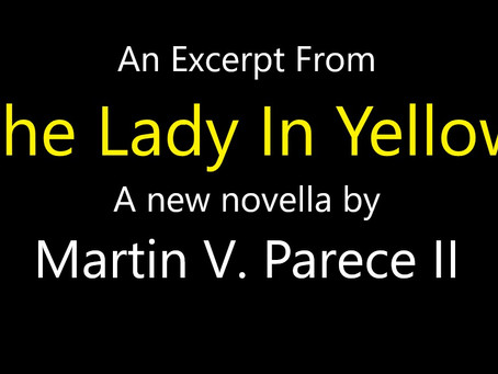 """The Lady in Yellow"" - an excerpt"