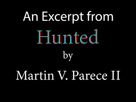 "An Excerpt from ""Hunted"""