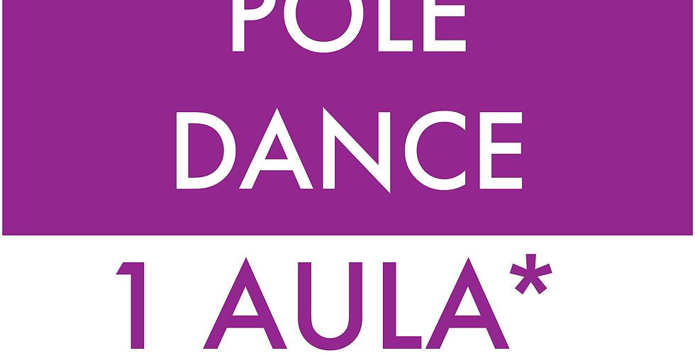 Aulas de pole dance 1x na semana, Valor mensal