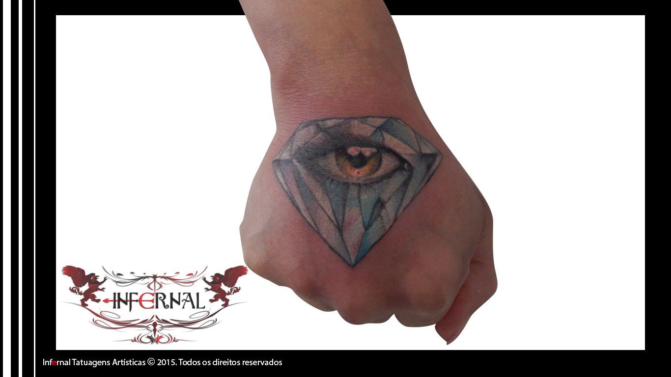 Olhos de Diamante