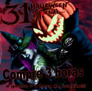 produto  hallowen infernal