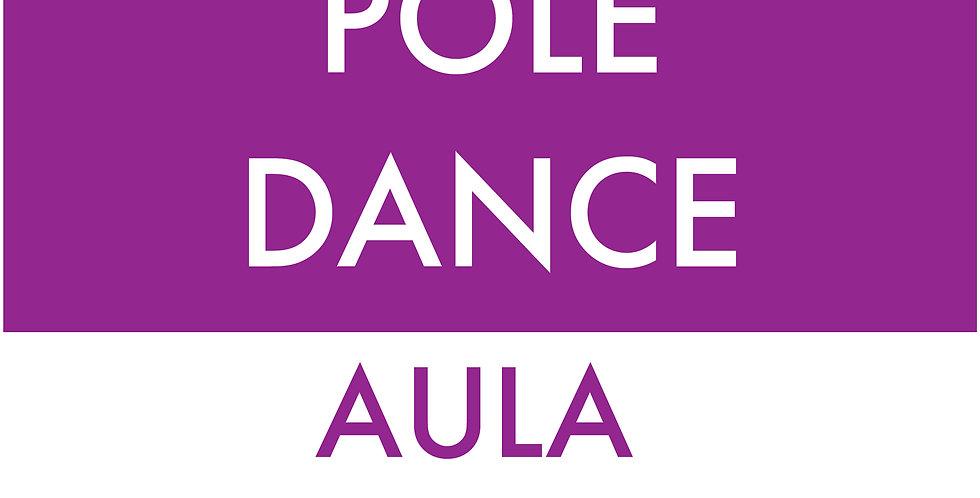 Aulas de pole dance Avulsa