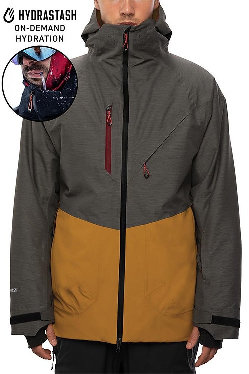 Men's 686 GLCR Hydrastash Reserve Insulated Jacket
