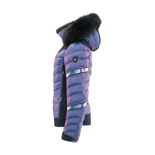 Women's Toni Sailer Twotone Fur Jacket