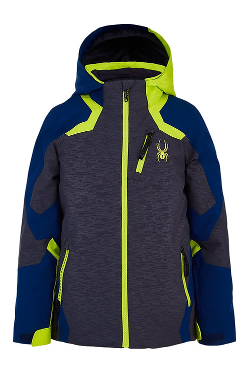 Boy's Spyder Leader Jacket