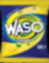 lemon detergent powder