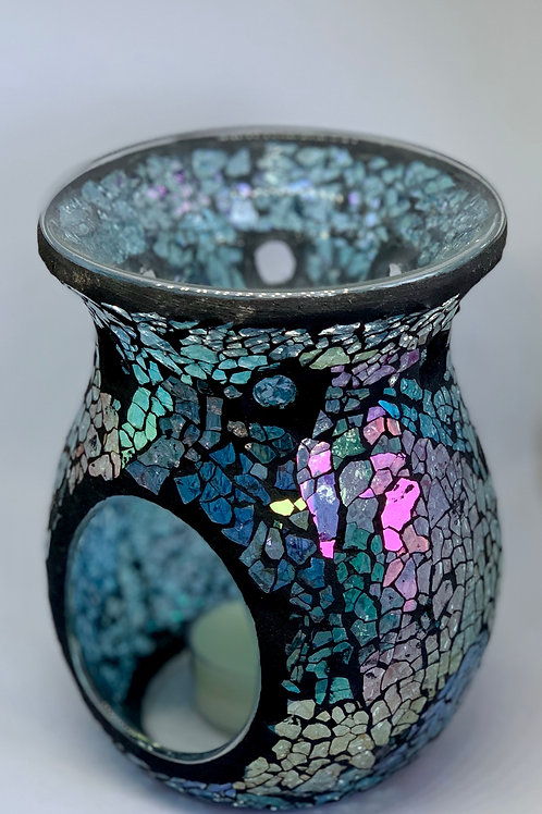 Luxury Mosaic Oil and Wax Burner