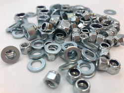 Assorted Nuts & Washers