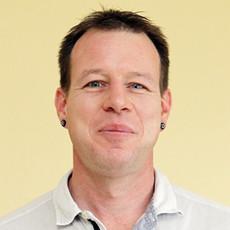 Jörg Oetjens, Physiotherapeut und sektoraler Heilpraktiker für den Bereich Physiotherapie