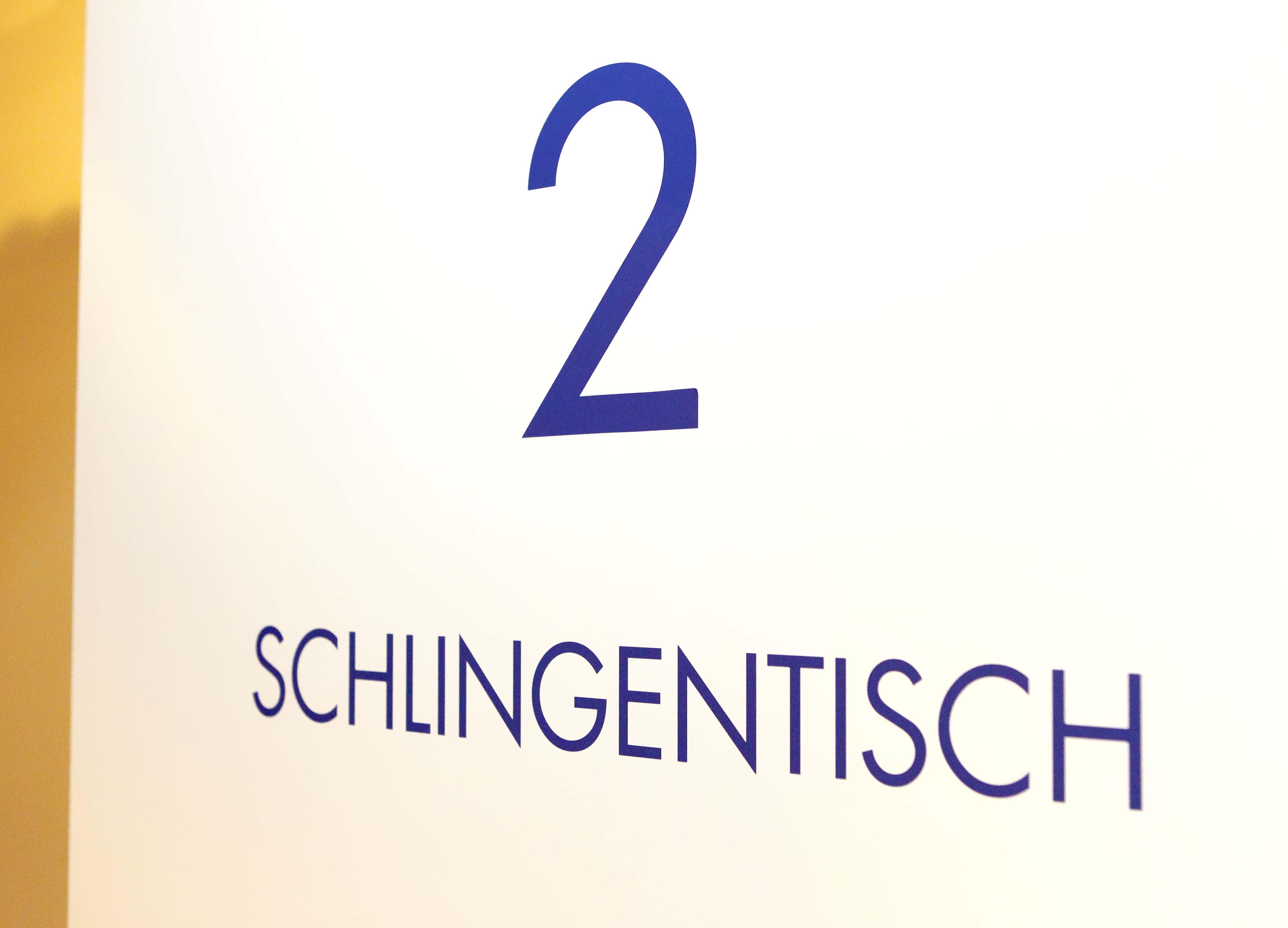 Schlingentisch in Wolfsburg