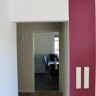 Wandgestaltung, Wohnbereich