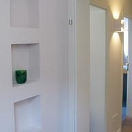 Wand- und Nischengestaltung, Wohnbereich