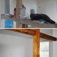 Vorher/Nachher: Hausentkernung