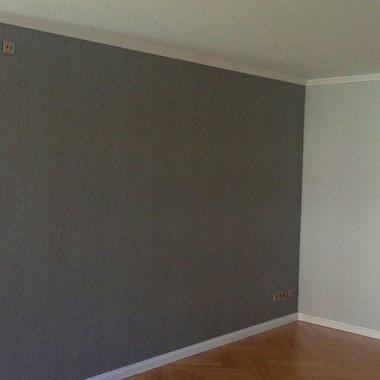 Wandgestaltung und Tapezierarbeit, Wohnzimmer