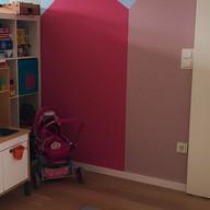 Wandgestaltung, Kinderzimmer