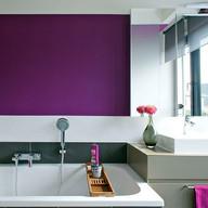 Wandgestaltung, Badezimmer