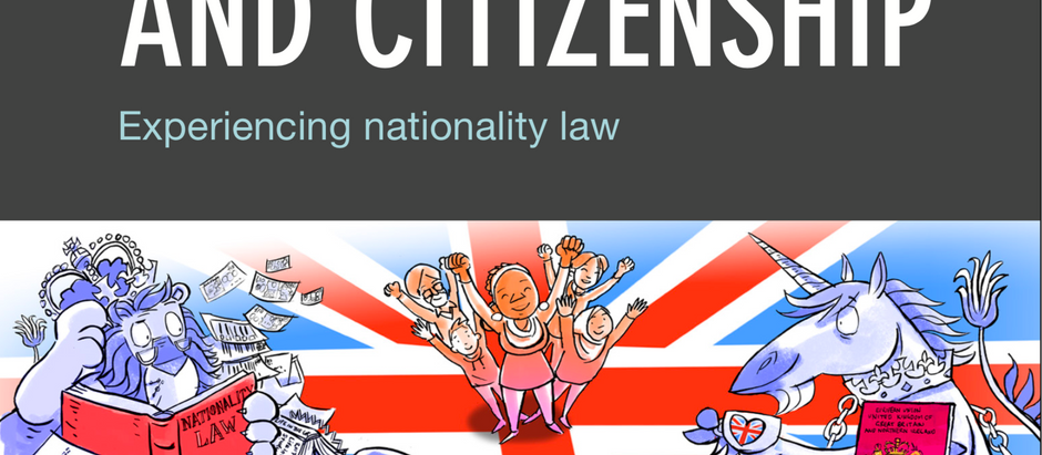 Our citizenship discrimination matter highlighted in new academic book by Dr. Devyani Prabhat