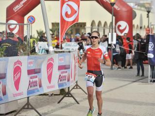 Alphaclinic ist Sponsor der Triathletin Sabrina Stadelmann
