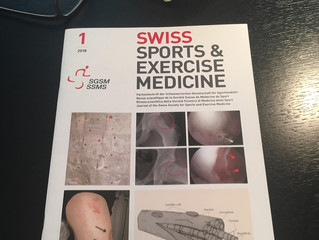 New publication: Evidence-based Treatment of Muscle Injuries