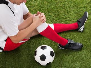 Verletzungen im Fussball