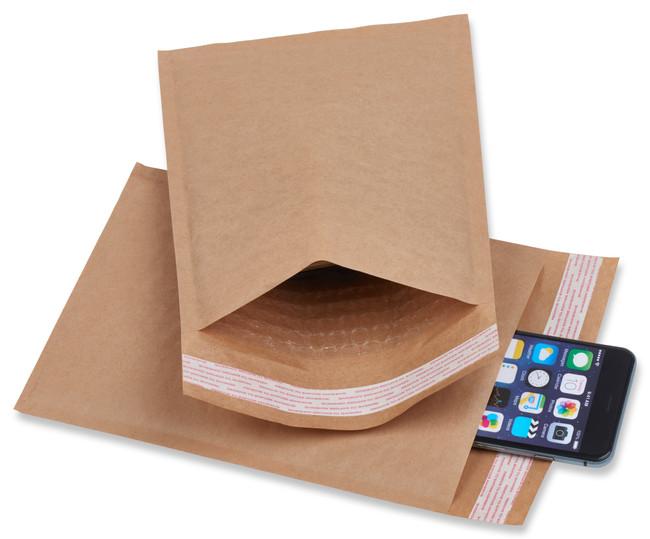 New: Eco-Friendly Kraft Brown Bubble Envelopes