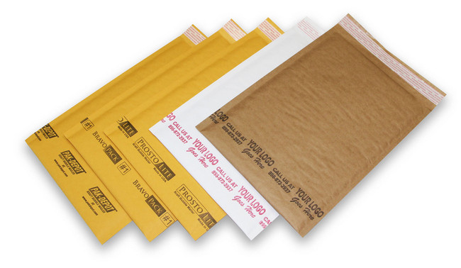 Exciting News! Private Labeling Of Kraft Bubble Mailers is now Cheaper than Ever!